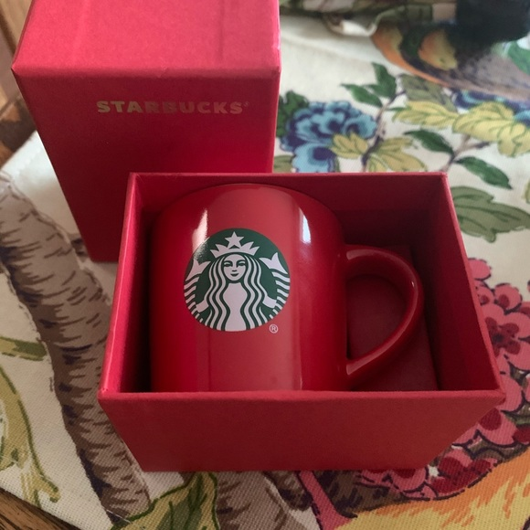 New Starbucks Mug